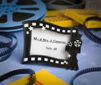Hollywood Movie Themed Place Card / Photo Holder